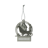 Pewter Sleigh Ornament-Mountaineers Engrave