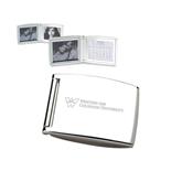 Silver Bifold Frame w/Calendar-W Western State Colorado University Engrave