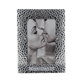 Silver Textured 4 x 6 Photo Frame-Mountaineers Engrave