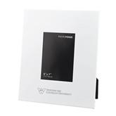 White Metal 5 x 7 Photo Frame-W Western State Colorado University Engrave