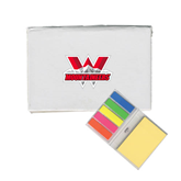 Micro Sticky Book-Interlocking W Mountaineers - Official Logo