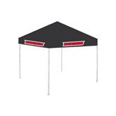9 ft x 9 ft Black Tent-Mountaineers