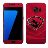 Samsung Galaxy S7 Skin-Bear Head