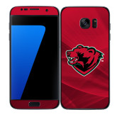 Samsung Galaxy S7 Edge Skin-Bear Head
