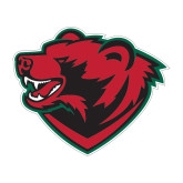 Large Decal-Bear Head, 12 inches wide