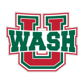 Large Decal-Wash U, 12 inches wide