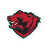 Small Decal-Bear Head, 6 inches wide