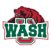 Extra Large Decal-Wash U w/Bear, 18 inches wide