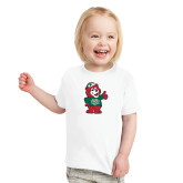 Toddler White T Shirt-Youth Mark