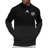 Adidas Black Team Issue Hoodie-WashU