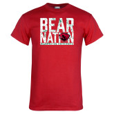 Red T Shirt-Bear Nation