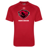 Under Armour Red Tech Tee-Mens Soccer