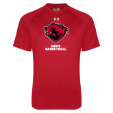 Under Armour Red Tech Tee-Mens Basketball