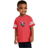 Toddler Vintage Red Jersey Tee-Youth Mark