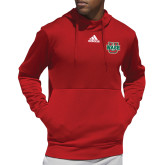 Adidas Red Team Issue Hoodie-WashU
