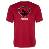 Performance Red Tee-Alumni
