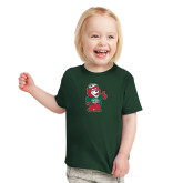 Toddler Dark Green T Shirt-Youth Mark