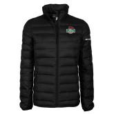 Columbia Lake 22 Ladies Black Jacket-Wash U w/Bear