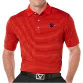 Callaway Core Stripe Red/Black Polo-Bear Head