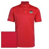 Callaway Opti Vent Red Polo-Wash U w/Bear