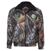 Mossy Oak Camo Challenger Jacket-Wash U w/Bear
