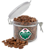 Almond Bliss Round Canister-Wash U w/Bear