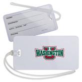 Luggage Tag-Washington U