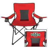 Deluxe Red Captains Chair-Washington U