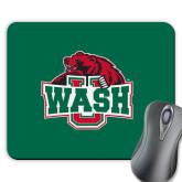 Full Color Mousepad-Wash U w/Bear