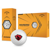 Callaway Warbird Golf Balls 12/pkg-Bear Head