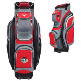 Callaway Org 14 Red Cart Bag-Wash U w/Bear