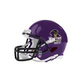 Riddell Replica Purple Mini Helmet-Primary Mark