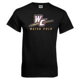 Black T Shirt-Water Polo