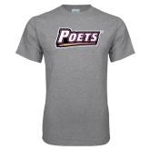 Grey T Shirt-Poets