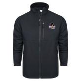 Columbia Ascender Softshell Black Jacket-Primary Mark