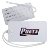 Luggage Tag-Poets