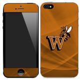 iPhone 5/5s/SE Skin-Mascot W Logo