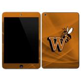 iPad Mini 3/4 Skin-Mascot W Logo