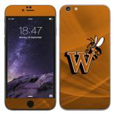 iPhone 6 Plus Skin-Mascot W Logo