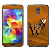 Galaxy S5 Skin-Mascot W Logo