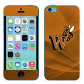 iPhone 5c Skin-Mascot W Logo