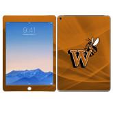 iPad Air 2 Skin-Mascot W Logo