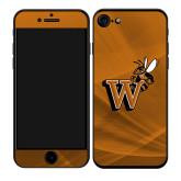 iPhone 7/8 Skin-Mascot W Logo