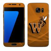 Samsung Galaxy S7 Skin-Mascot W Logo