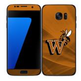 Samsung Galaxy S7 Edge Skin-Mascot W Logo