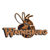 Medium Decal-Waynesburg Primary Logo, 8 inches wide