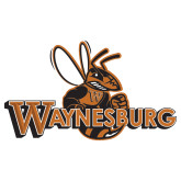 Large Decal-Waynesburg Primary Logo, 12 inches wide