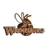 Small Decal-Waynesburg Primary Logo, 6 inches wide