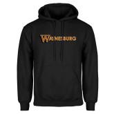 Black Fleece Hoodie-Waynesburg