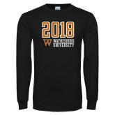 Black Long Sleeve T Shirt-Class of Design